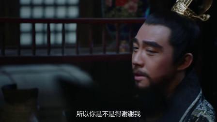 大明风华:为了胡善祥,汉王把手里最重要的牌打出去,推她上位