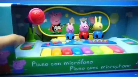 小猪佩奇的音乐琴