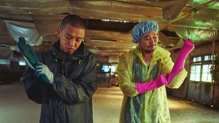 刘亚仁全片没有说过一句话,却把人性演绎的淋漓尽致!犯罪电影