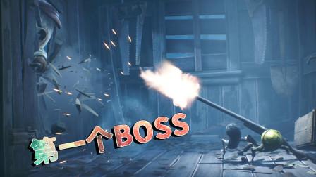 小小梦魇贰:一镜到底的追击,最终摆脱了BOSS的骚扰