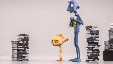 动画全篇没有一句台词,却获奥斯卡117项提名,家长看完都哭了!