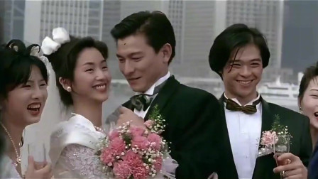 女儿大婚,女婿却是自己的心上人,关之琳演绎的太好了