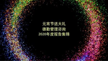 元宵节大礼包:德勤管理咨询2020年度报告集锦 – 助您领跑牛年!
