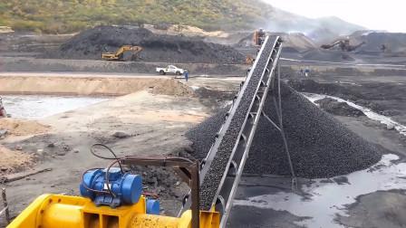 刚刚挖出来的煤,为何需要用水洗一下才能用?看完解开多年疑惑!