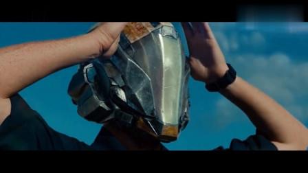 超级战舰:大兵戴上外星头盔,却发现大秘密,它们惧怕阳光!