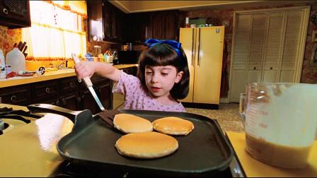 女孩两岁懂事四岁做饭,父亲逼看电视不给学习,最后却成为了天才