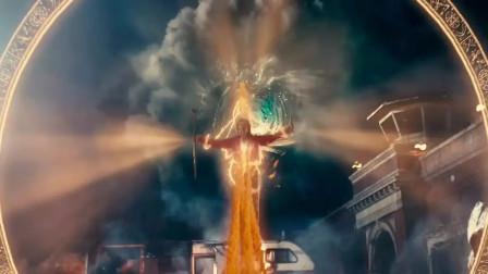从18层地狱逃出来的牛人,敢藐视上帝,能力太强了