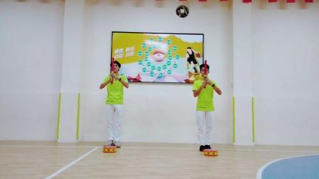 中华小子:大班级体操