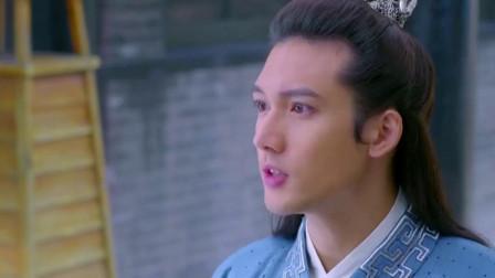 赤影传说:为了保护苏茉,赤羽宏泰打算离开,上官锦说他是个懦夫