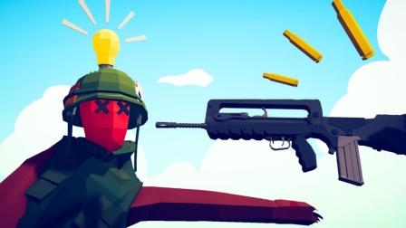 全灭战争模拟器游戏 幸运士兵对战各个部落