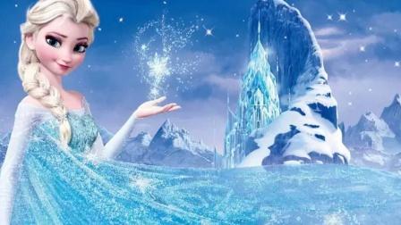冰雪奇缘03:小火灵也会为雪宝伤心呢