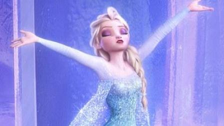冰雪奇缘04:艾莎被安娜怼的哑口无言