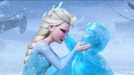 冰雪奇缘07:安娜牺牲自己救下艾莎