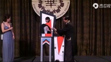 台湾魔术表演