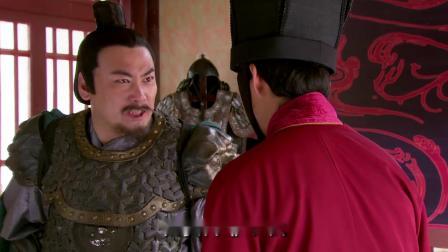 凤凰牡丹:洪顺不听劝阻执意谋反,王尽忠为了自保,只能弃军保帅