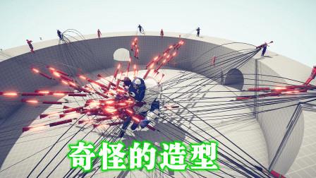全面战争模拟器:极限围杀阵 加号,烟花,鱼钩的奇妙搭配