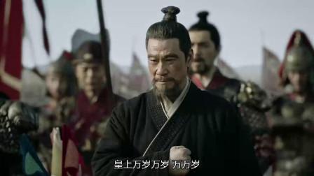 大明风华:朱棣检阅军队,三声明军威武,让士兵们气势达到顶峰