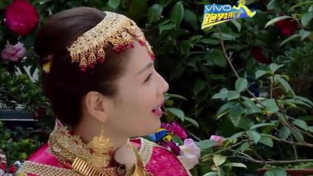 奔跑吧:刘涛乘人不备赶紧抓豆子,邓超都惊呆了