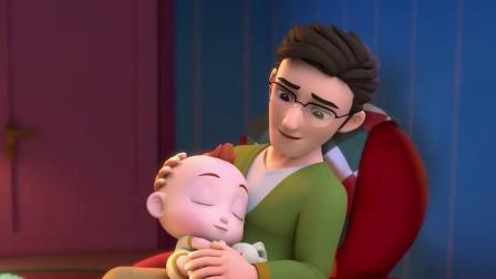 超级宝贝JOJO:我亲爱的爸爸最好了