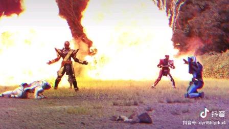 假面骑士Decade外传:帝骑Vs时王Decade馆的死亡游戏第三集