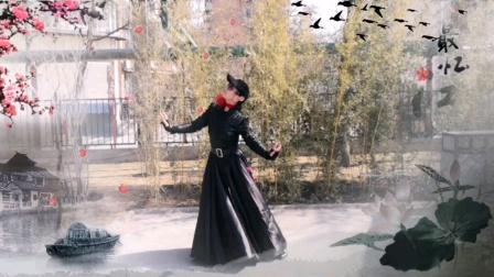 迪迪老师舞蹈《那拉提的养蜂女》凤姐展示