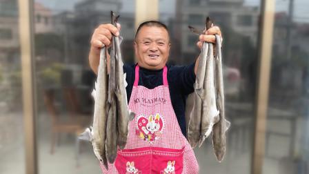 头一次把鲨鱼烤着吃,以为会翻车,不料特别香嫩!