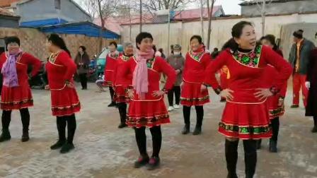 广场舞(我爱爱爱着你)北張联合舞蹈队,联合摄影,同恩上传