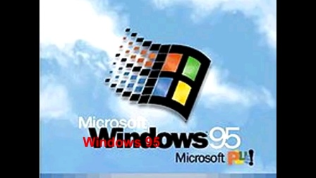 All Microsoft Plus! Startup and Shutdown Sounds