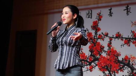 黄梅戏演员 严凤英再传弟子林蜜蜜演唱的邓丽君歌曲片段