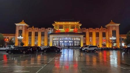 【运转视频】沈局火车集—165  夏雨·晚点