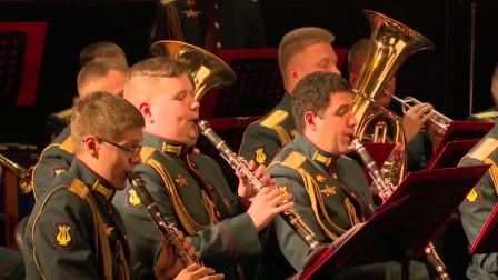 伟大胜利歌曲联奏 俄联邦国防部中央军事乐团演奏 2021年