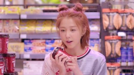 甜蜜暴击:鹿晗太招女孩子喜欢,姑娘要主动给她做爱心餐呢