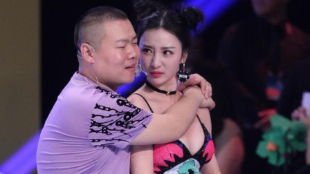 岳云鹏上节目炫耀亲过的女星 现在还在回味