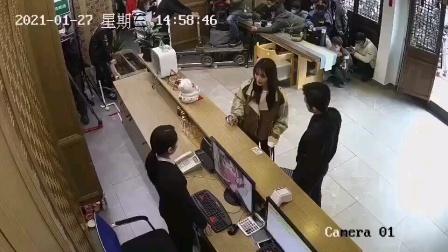 2021.1.27林雨申蔡文静锦溪古镇路透