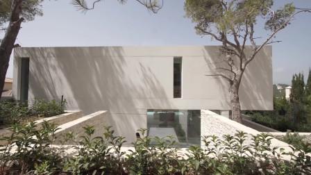 现代极简主义豪宅,优雅浪漫,时尚经典