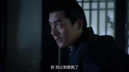 大明风华:看到锦衣卫来了,聂兴破窗而出,逃了出去