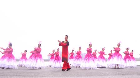 灯火里的中国,青春婀娜,胸怀辽阔。郑州皇后舞蹈成人中国舞培训