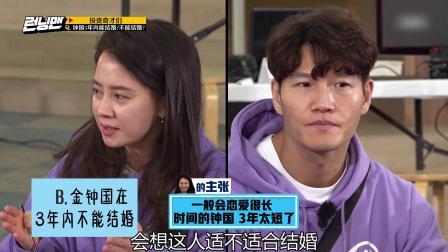 《RM》金钟国三年内能否结婚?!金钟国的婚姻讨论会!