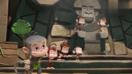 汪汪队:知道这是什么意思吗,失落的女王是小曼。