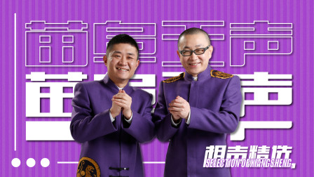 苗阜王声精品相声节选《卖马》四