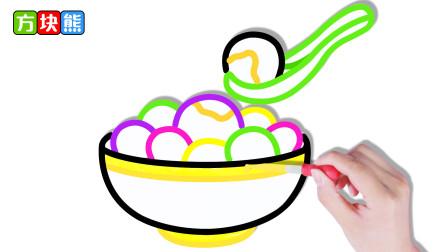 元宵节到啦!Q弹的汤圆果冻胶玩具来啦!