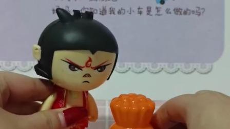 萌娃玩具:你见我头上的发带没