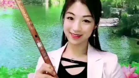 《火红的萨日朗》竹笛版,D调两节瑾儿乐坊专业精品笛子