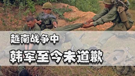 日本在韩国做的恶,韩国在越南也做过一遍,可是至今没有道歉