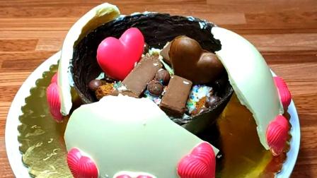 神奇的惊喜巧克力球制作:用2个碗就能轻松搞定!孩子超爱吃