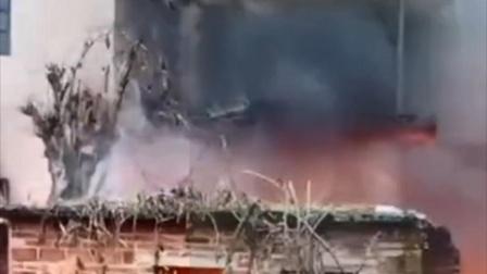 江西省气象局一直升飞机人工增雨时坠毁,机上5人遇难
