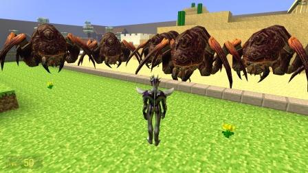 赛罗奥特曼发现的昆虫怎么比他还大啊?