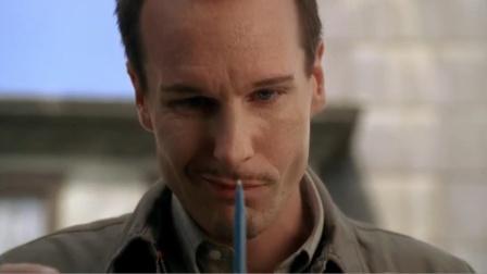 男子的智商突破5位数,仅用一支铅笔,就能引发致命的蝴蝶效应