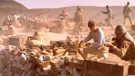 再现阿富汗惨烈战场,120人突击连遭敌人包围,仅1人存活