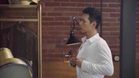 韩商言回家见丈母娘,换上西装白衬衫,这模样帅爆了